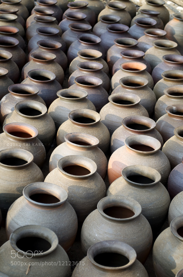 Photograph Pottery by Tai Karchai on 500px