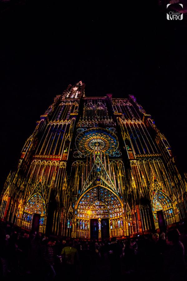 Illuminations Strasbourg © Olivier Vax