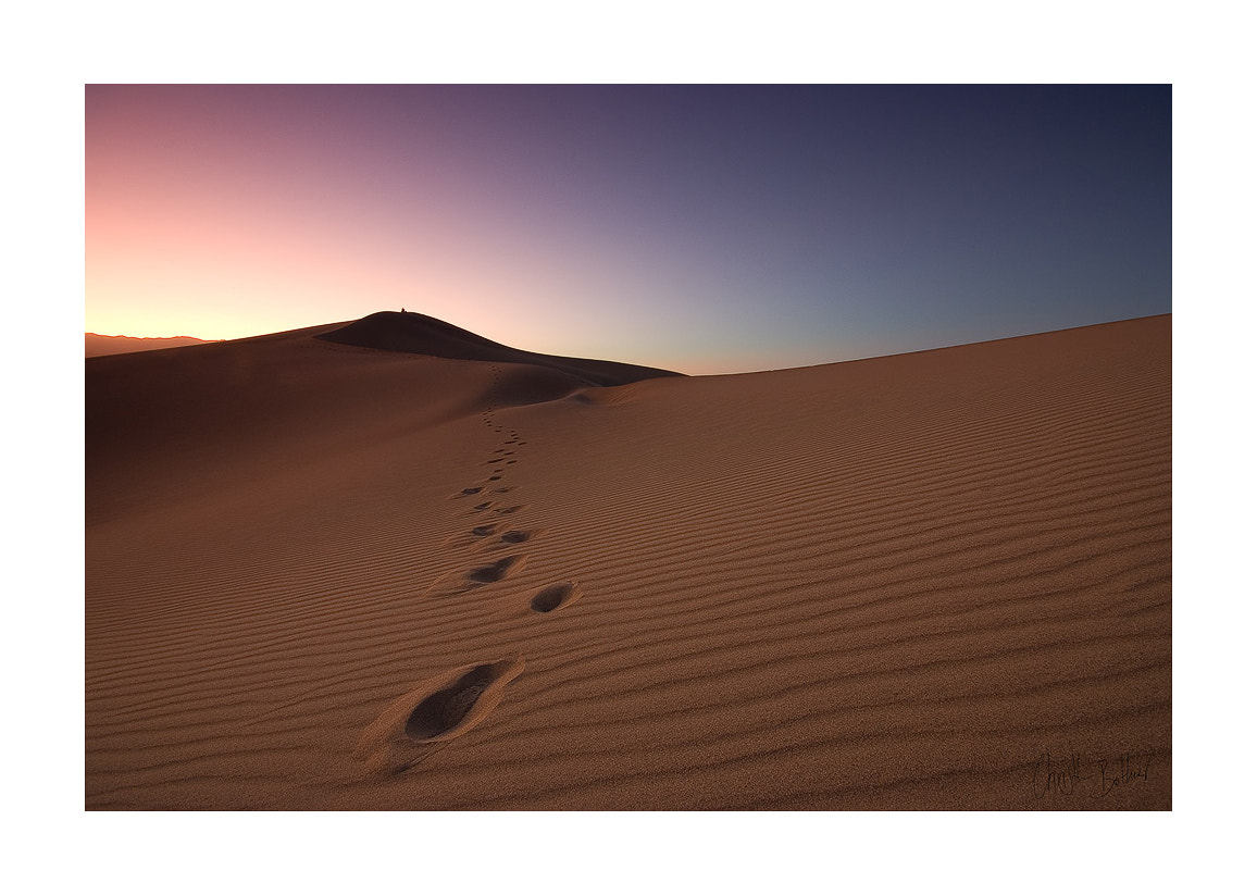 Photograph Footprints by Christian Ringer on 500px