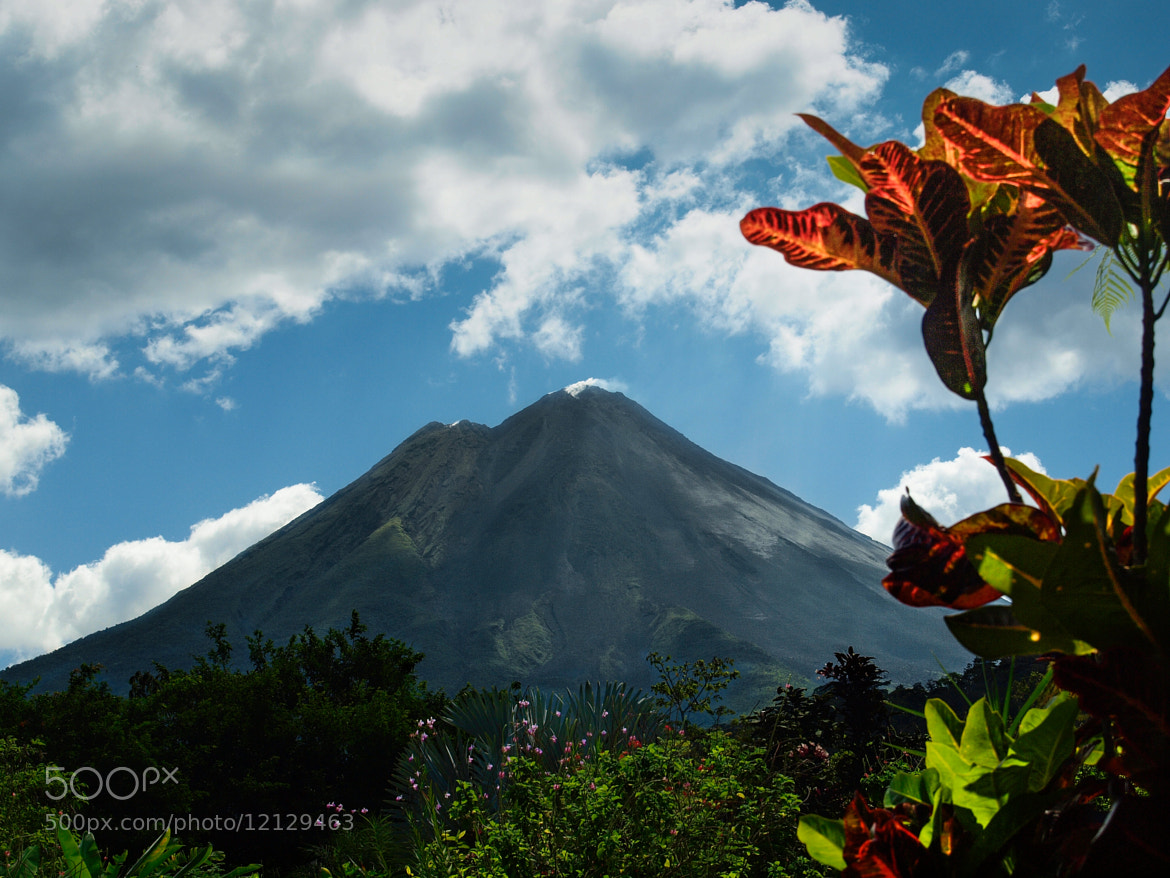 Photograph Arenal Volcano by Randy Bertrand on 500px