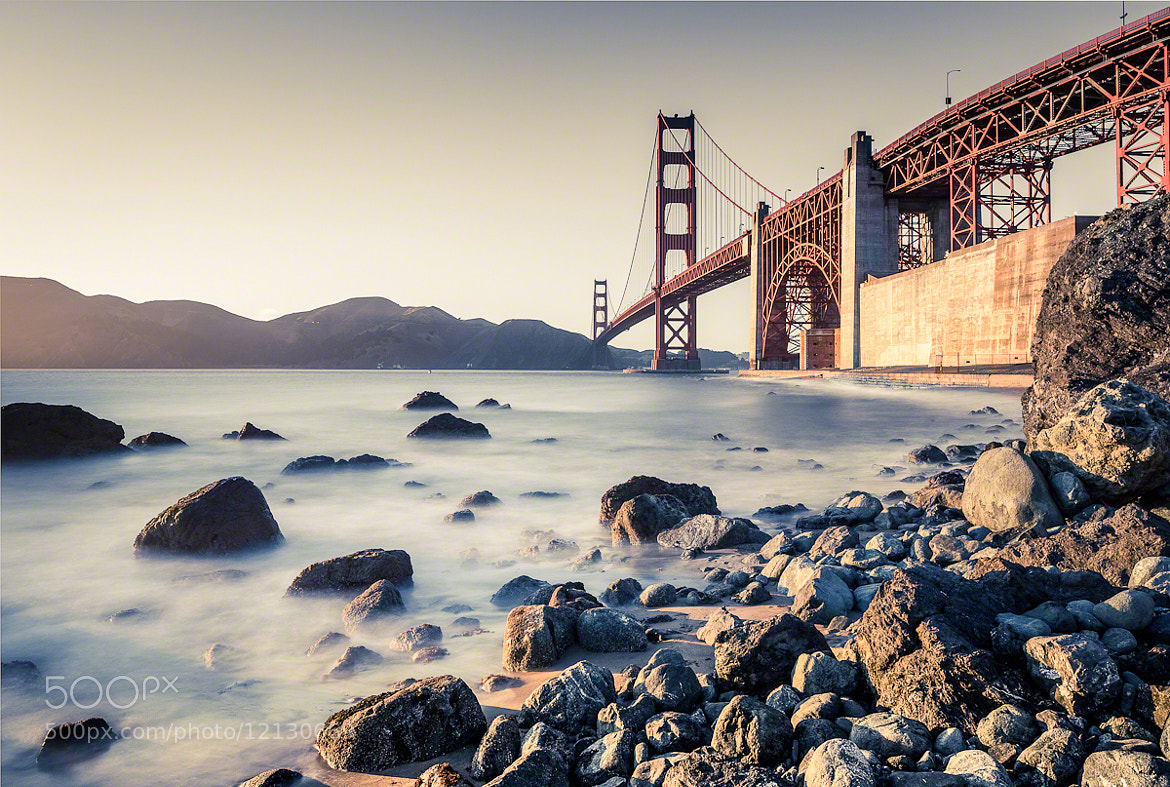 Photograph The Golden Gate Bridge by Nicole S. Young on 500px
