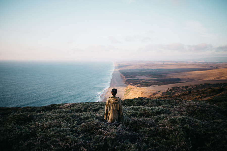 Photograph The Golden Coast by Tanner Seablom on 500px