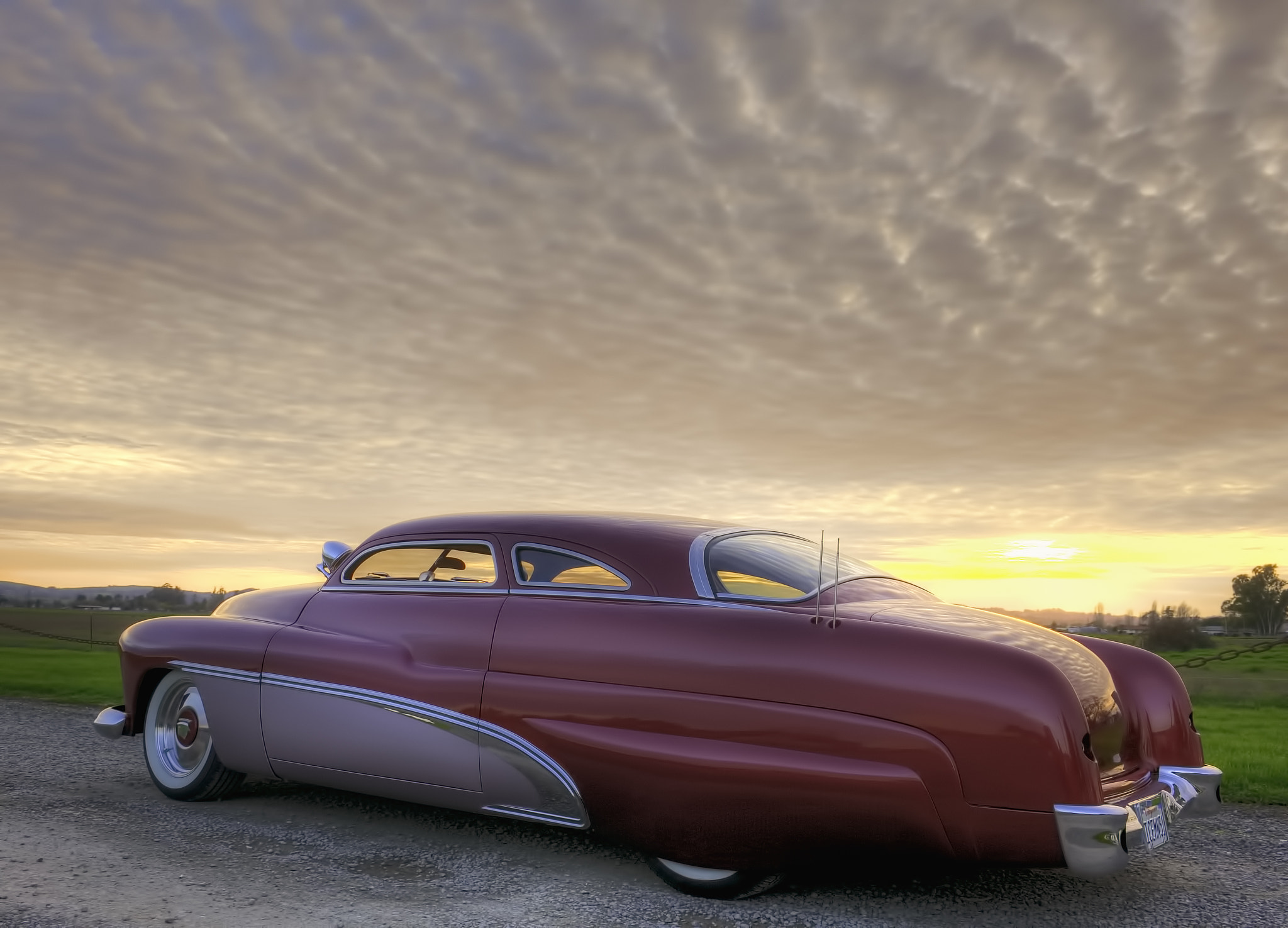 Photograph 1951 Mercury by Richard  Small on 500px