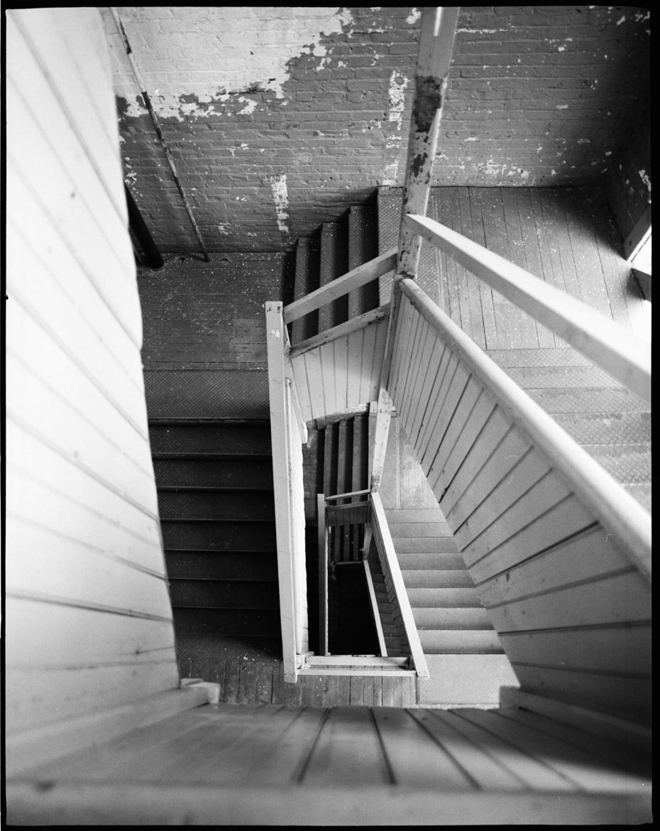 Photograph Stairwell by Ryan Long on 500px