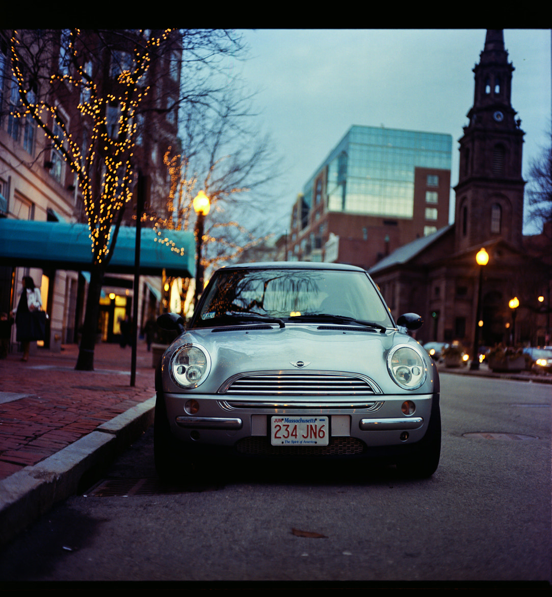 Photograph The Mini by Ryan Long on 500px