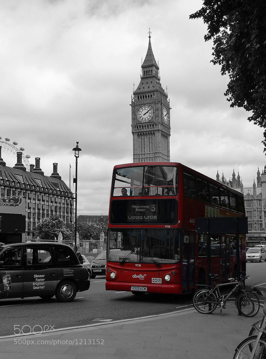 Photograph Typical London by Florian Bieg on 500px