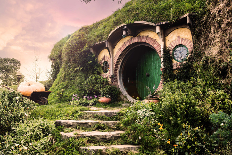 Hobbiton by sfrank2 on 500px.com