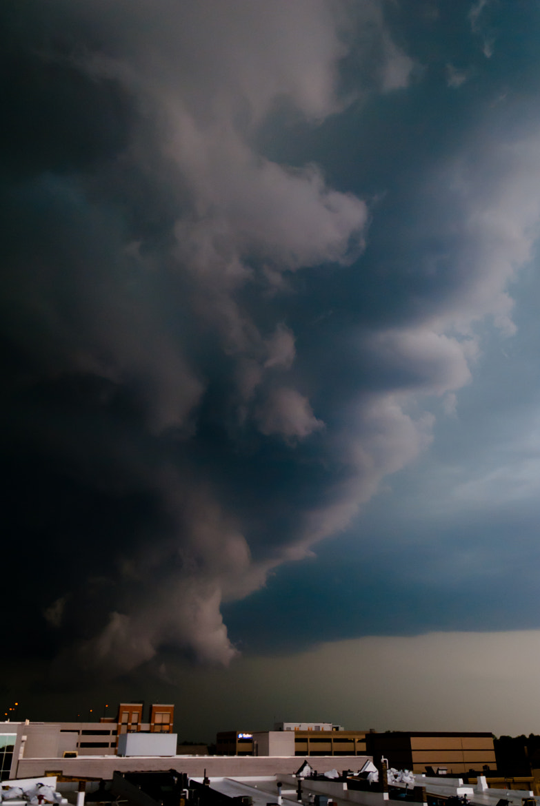 Photograph Wall Cloud by Chad Larson on 500px