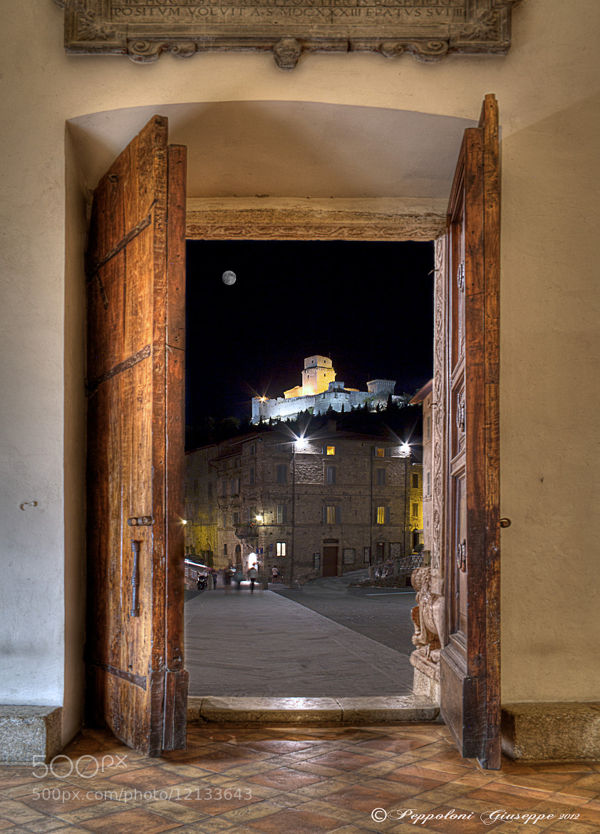 Photograph Assisi at night (PG) by Giuseppe  Peppoloni on 500px