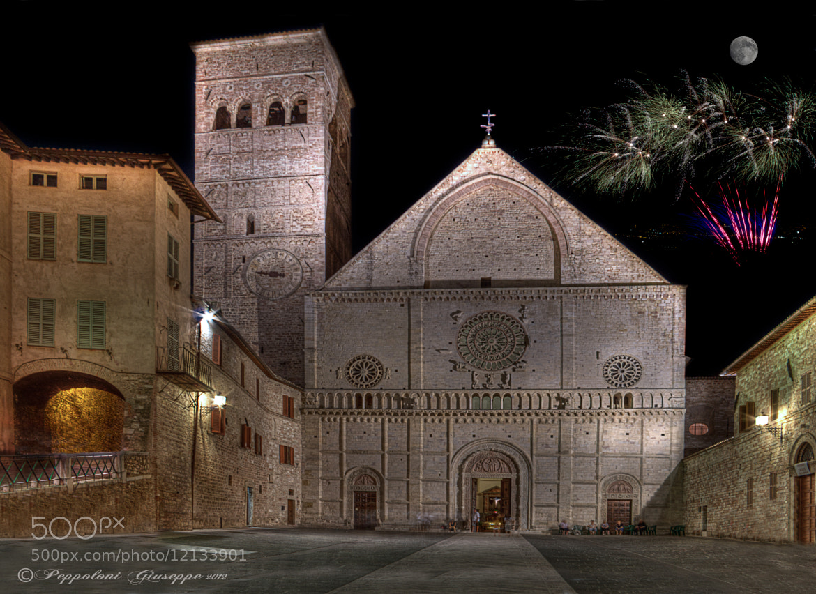 Photograph Assisi - Cattedrale San Rufino (PG)  by Giuseppe  Peppoloni on 500px