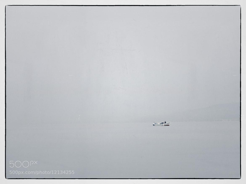 Photograph Fisherman's skiff by Pavel Raykov on 500px