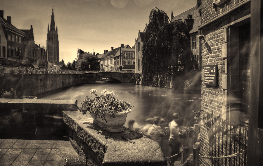 Photograph Ghosts of Bruges by Max Vysota on 500px