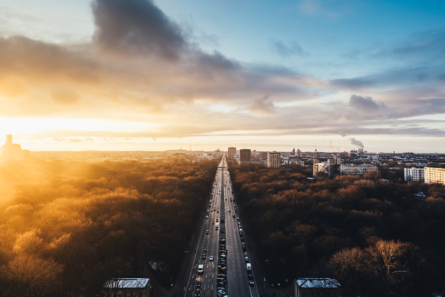 Berlin Haze by Søren ° s1000 on 500px.com