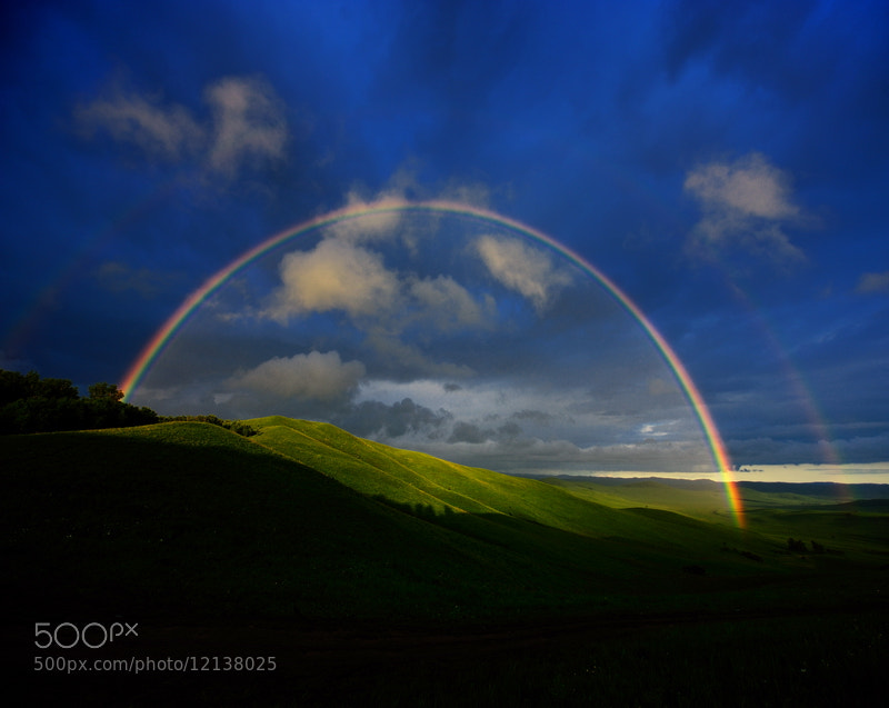 Photograph rainbow  by 一只鱼 fish on 500px