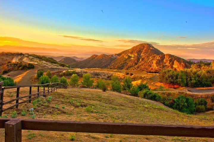 Photograph LeRanch pre sunset by Christopher Heller on 500px