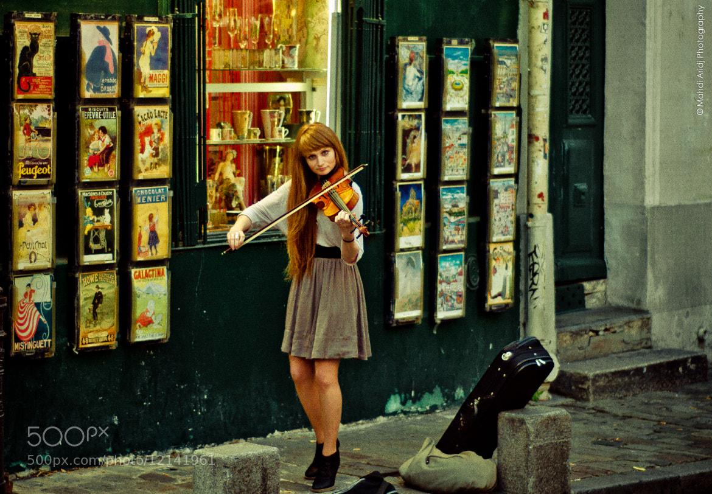 Photograph Mystic melody by Mahdi Aridj on 500px
