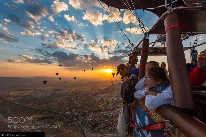 Photograph Enjoy your trip by Alessio Andreani on 500px