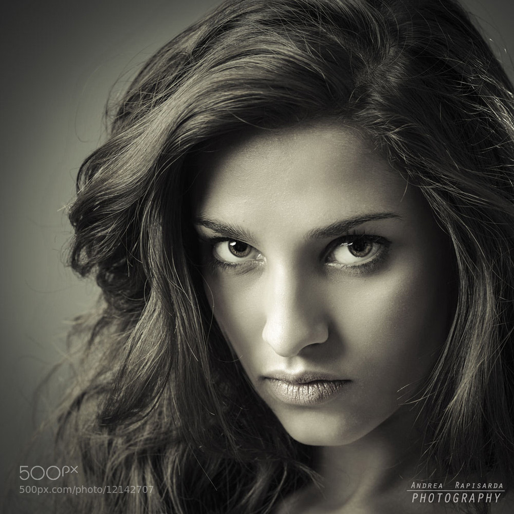 Photograph Magnetic eyes by Andrea Rapisarda on 500px