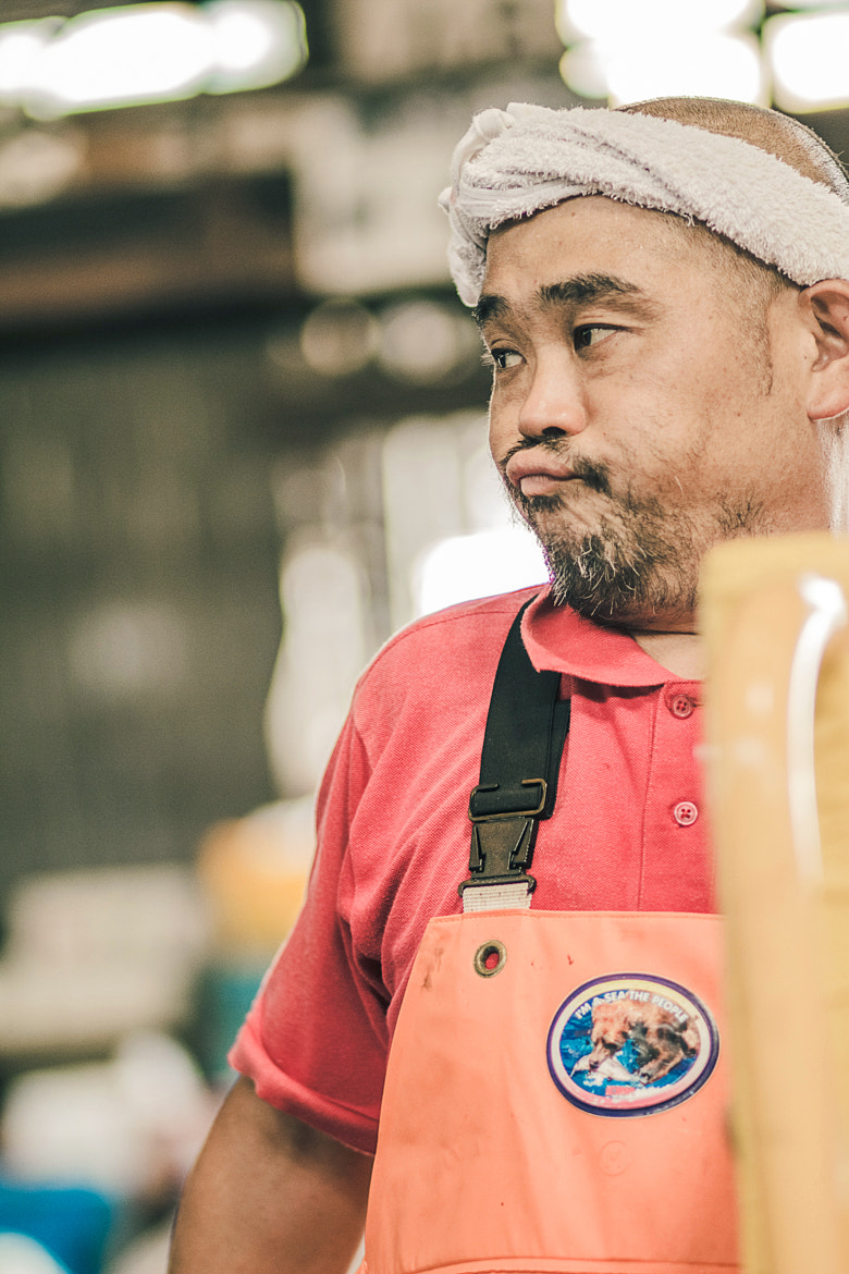 Photograph Working at Tsukiji Market by Pixel Lover on 500px