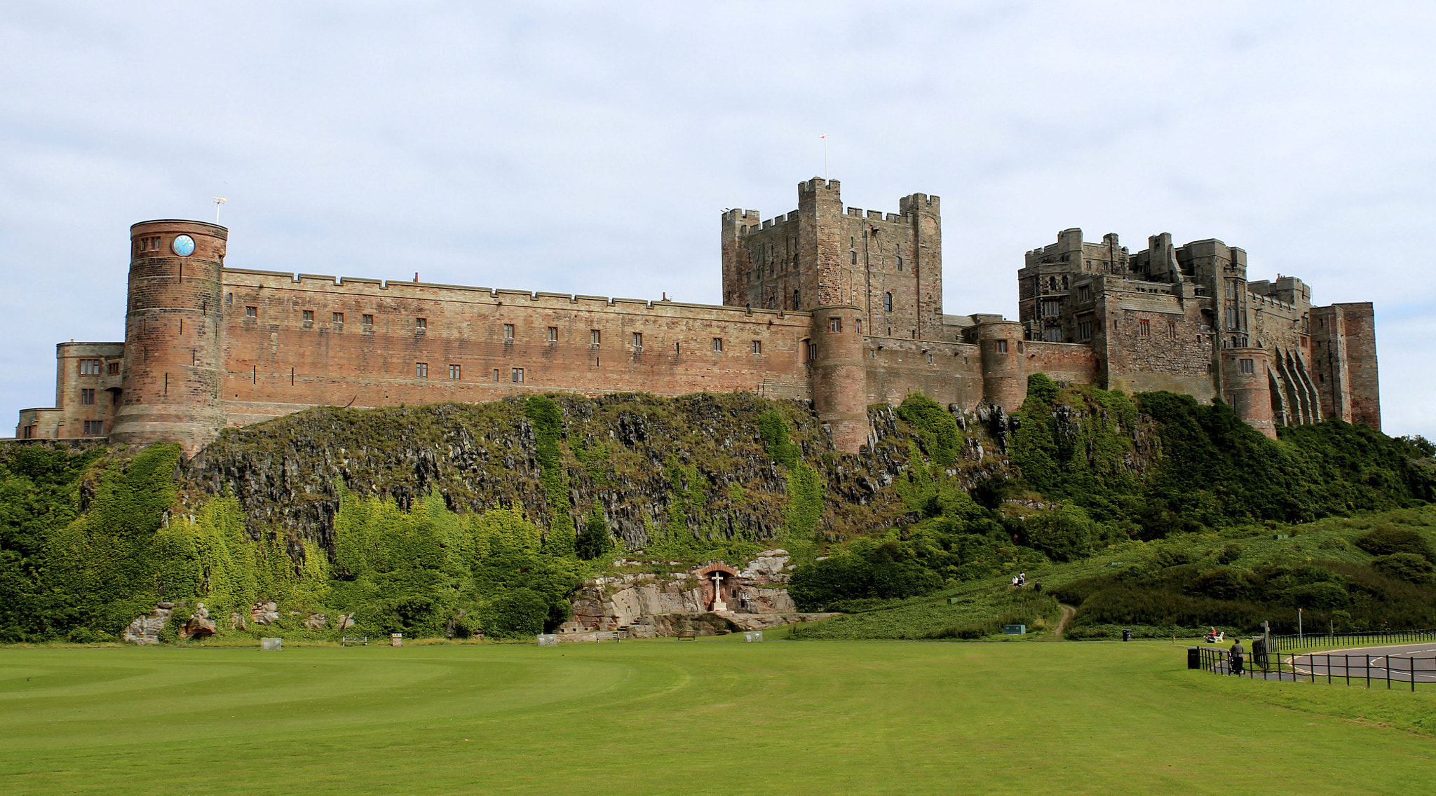 Photograph Bamburgh Castle by Keith Moore on 500px