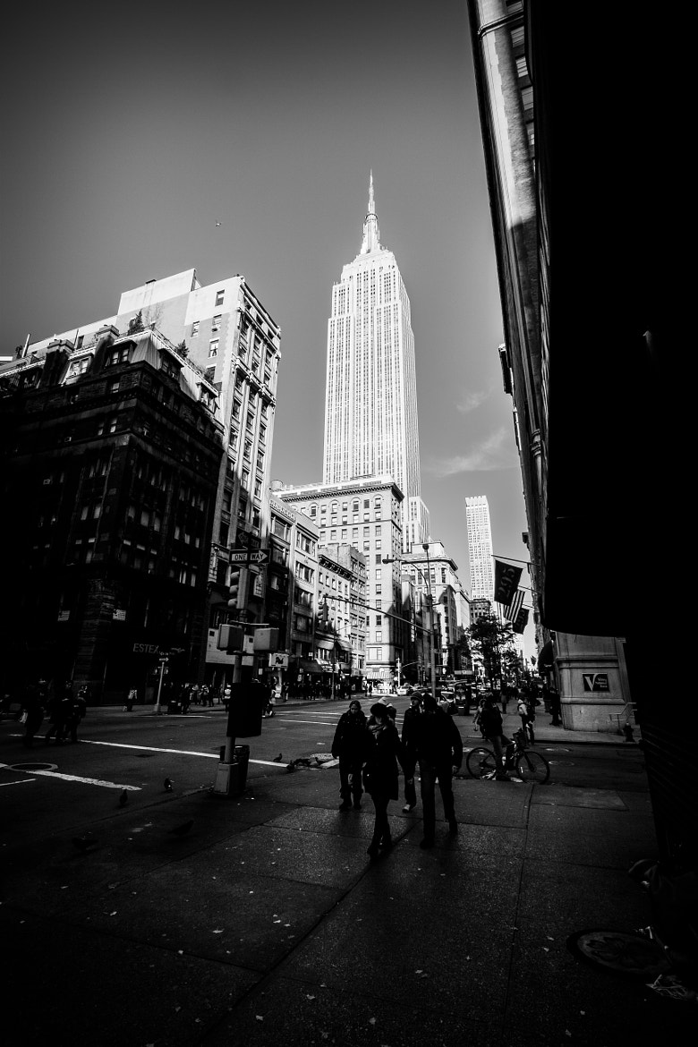 Photograph Empire State by Harry Minassian on 500px