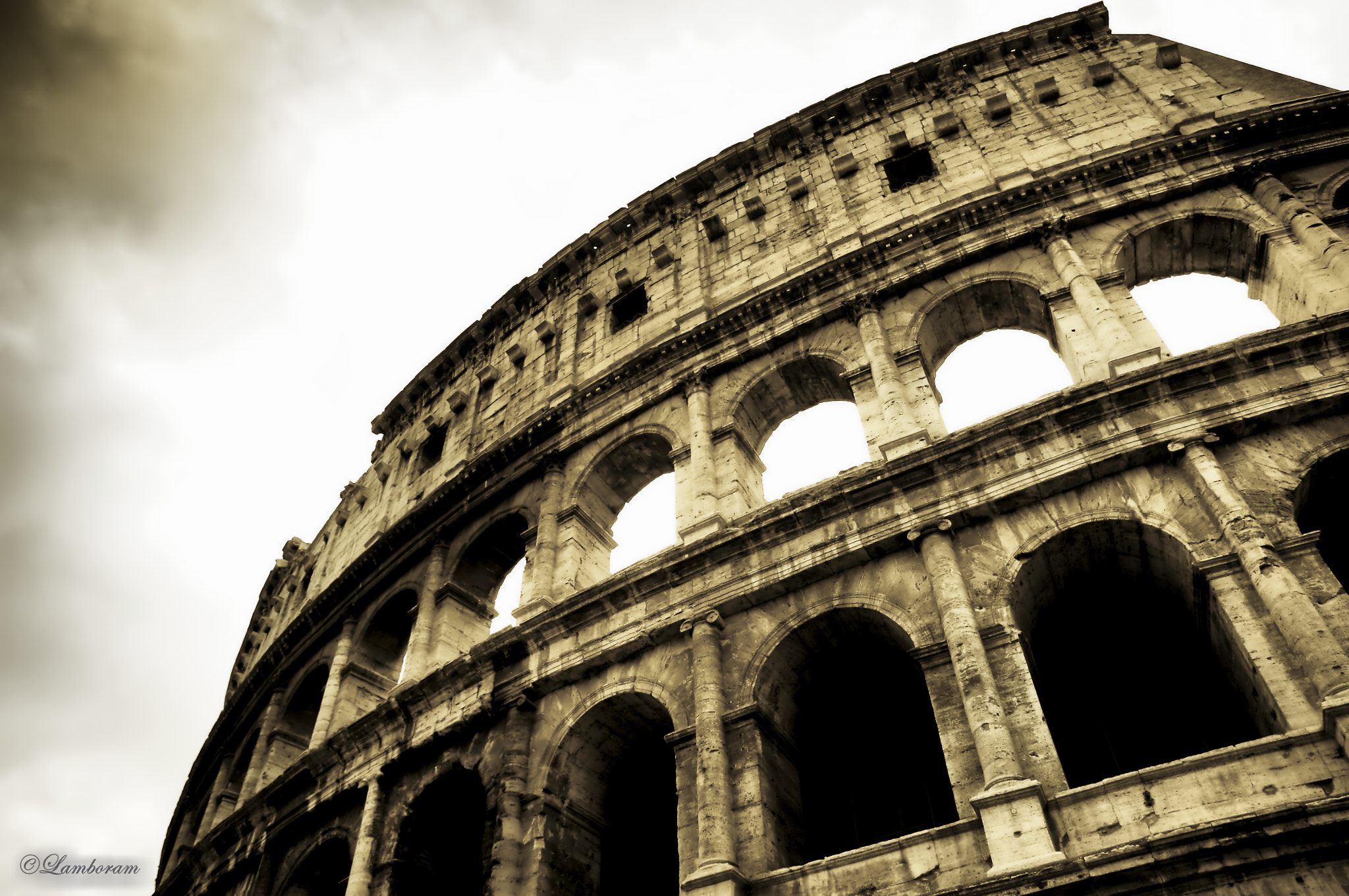 Photograph The Colosseum. by Ramesh  Mohan on 500px