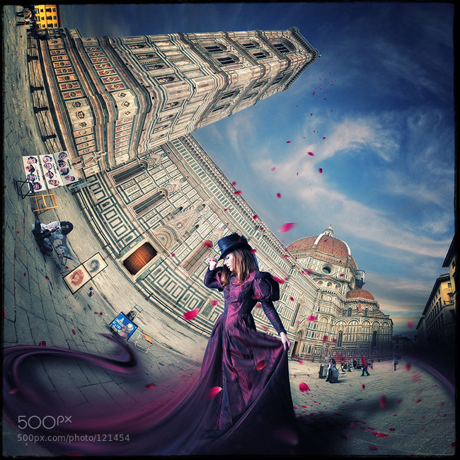Photograph The Music of Florence by Alexander Corvus on 500px