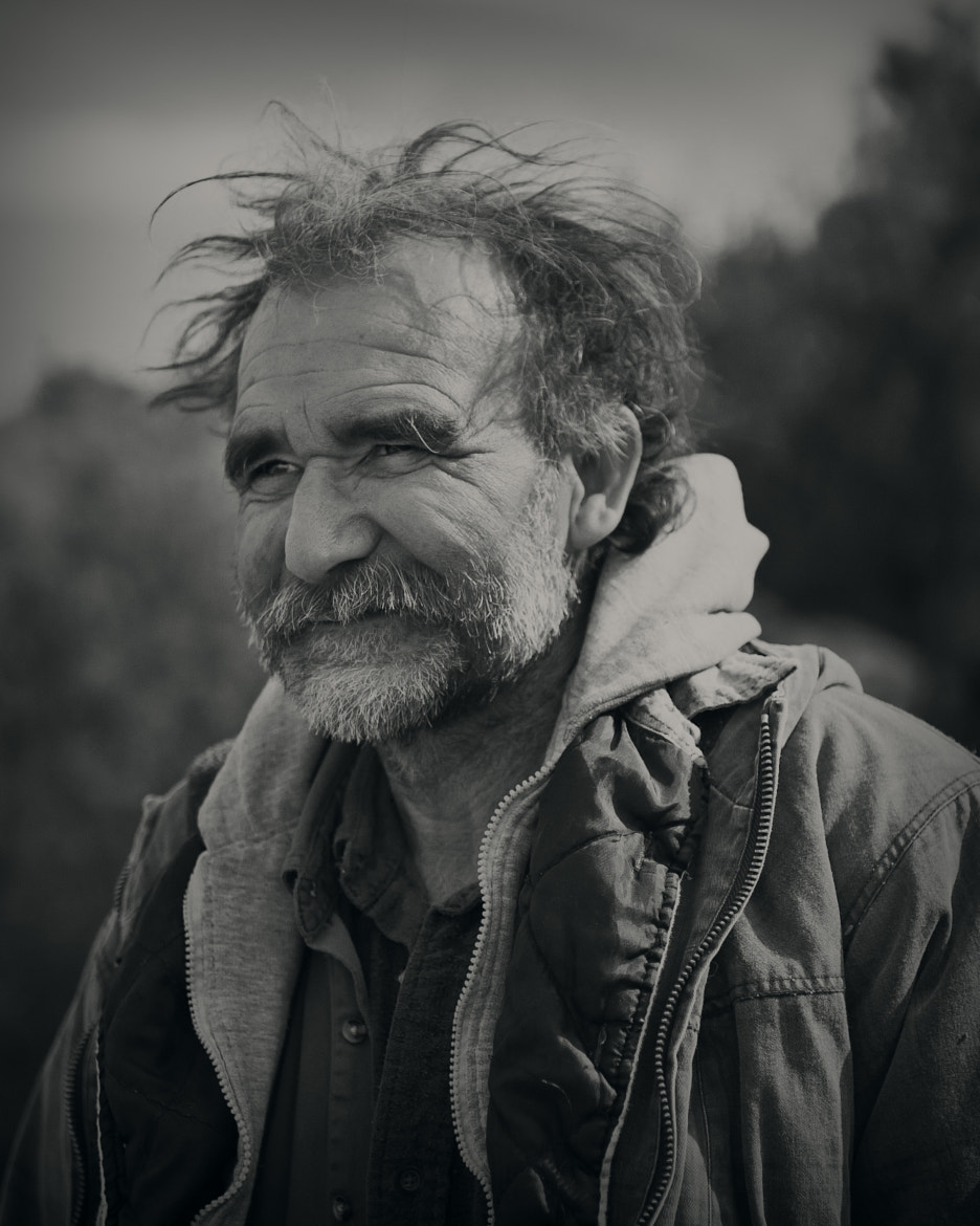 Photograph Aged Hiker by Stephen Probert on 500px
