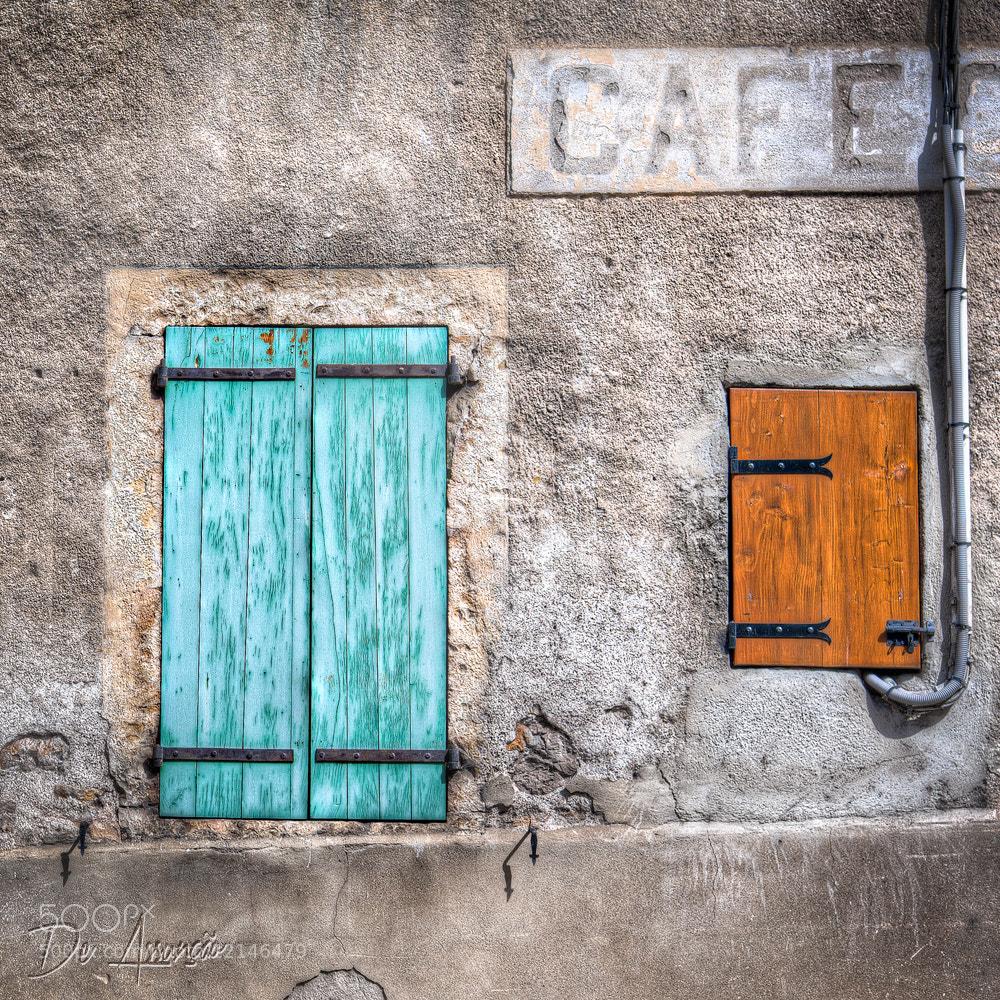 Photograph Le Café by Damien De Assunção on 500px