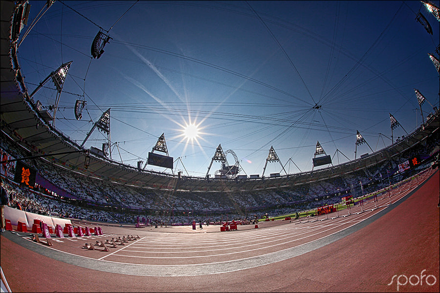 Photograph olympic stadium by Kenny Beele on 500px