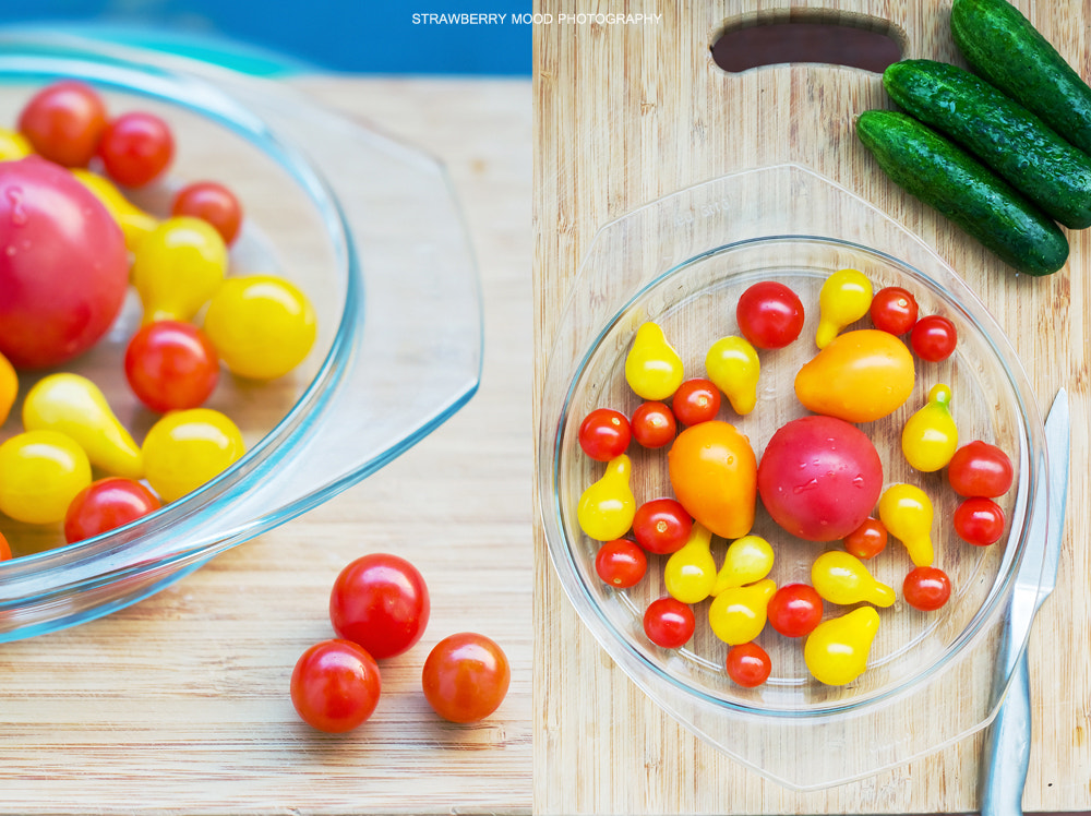 Photograph Colorful tomatoes by Julia Krasovskaya on 500px