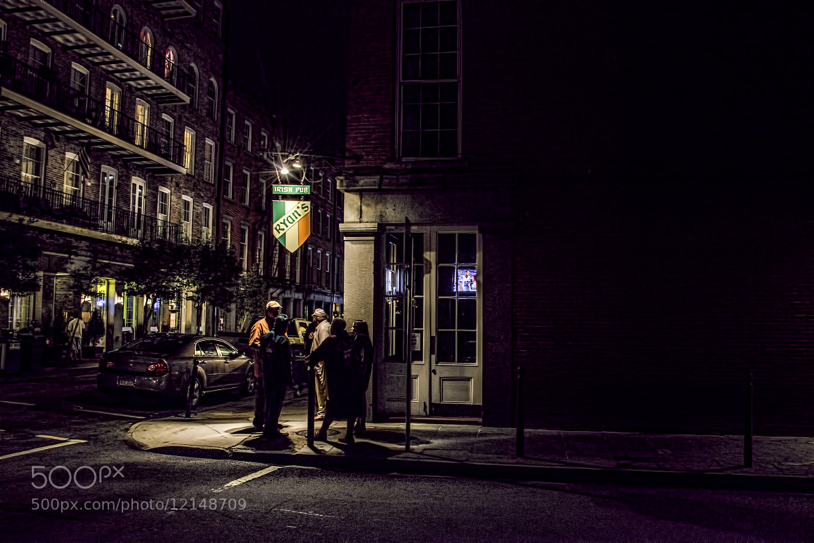 Photograph The Corner Pub by Todd Leckie on 500px