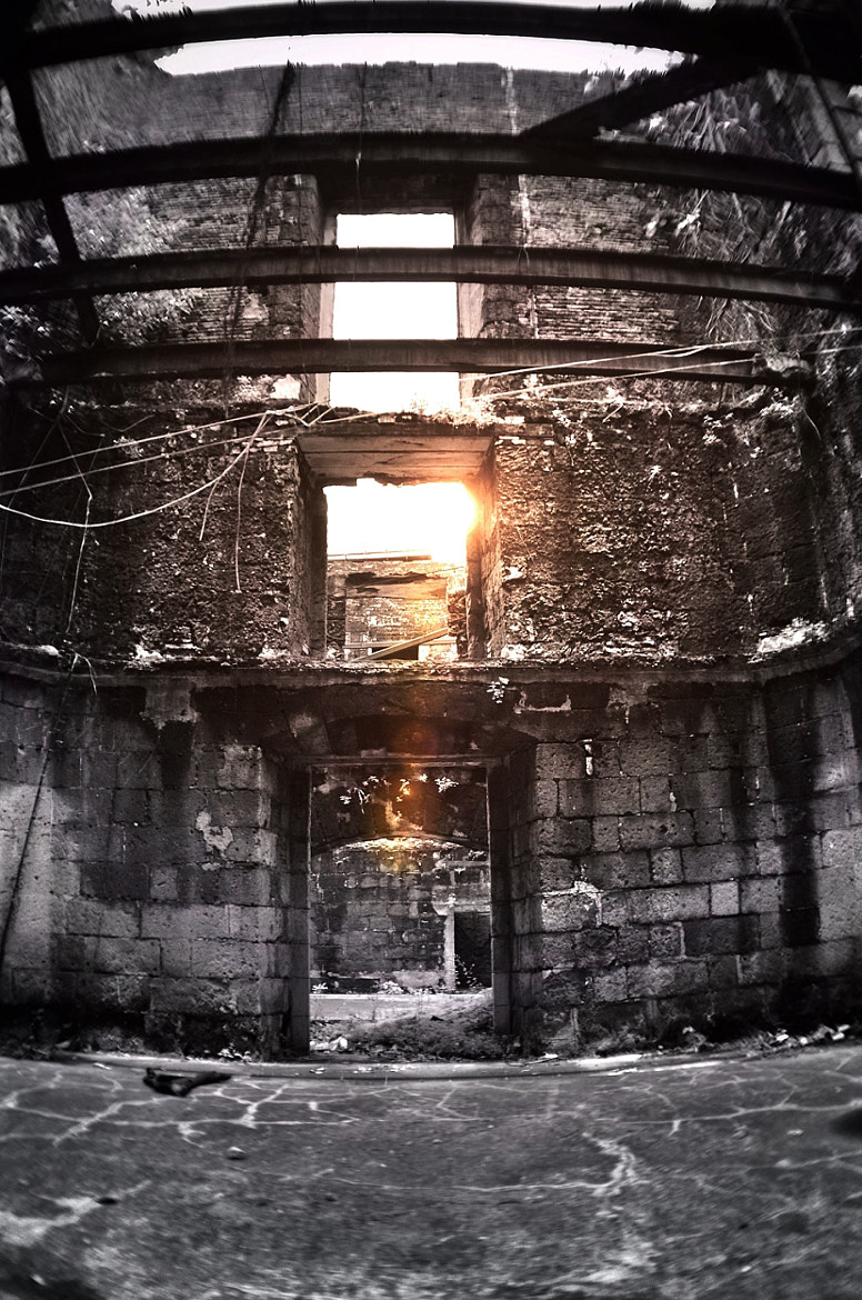 Photograph Intramuros ruins #5 by  Valdéz on 500px