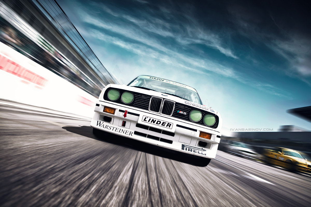 Photograph BMW M3 by Ivan Barinov on 500px