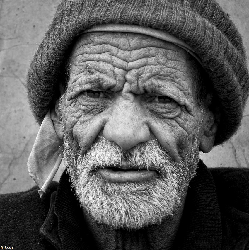 Photograph old man by David Lucas on 500px