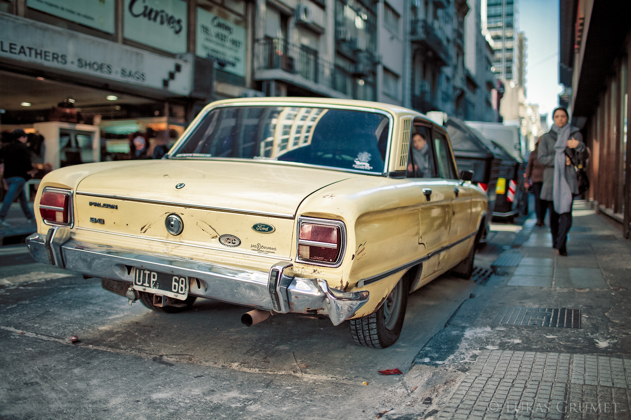 Photograph Ford FALCON by Lukas Grumet on 500px