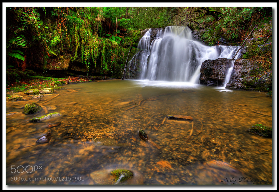 """Photograph """"The Top Falls"""" by Dale Mawby (Husky Photography) on 500px"""