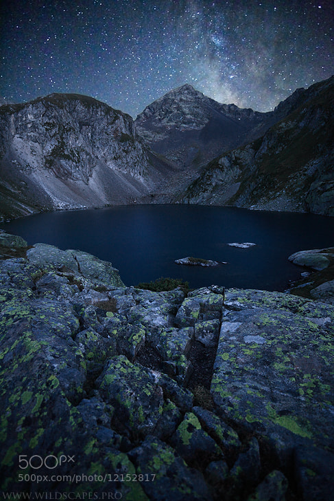 Photograph The Dark Lake by Maxime Courty on 500px