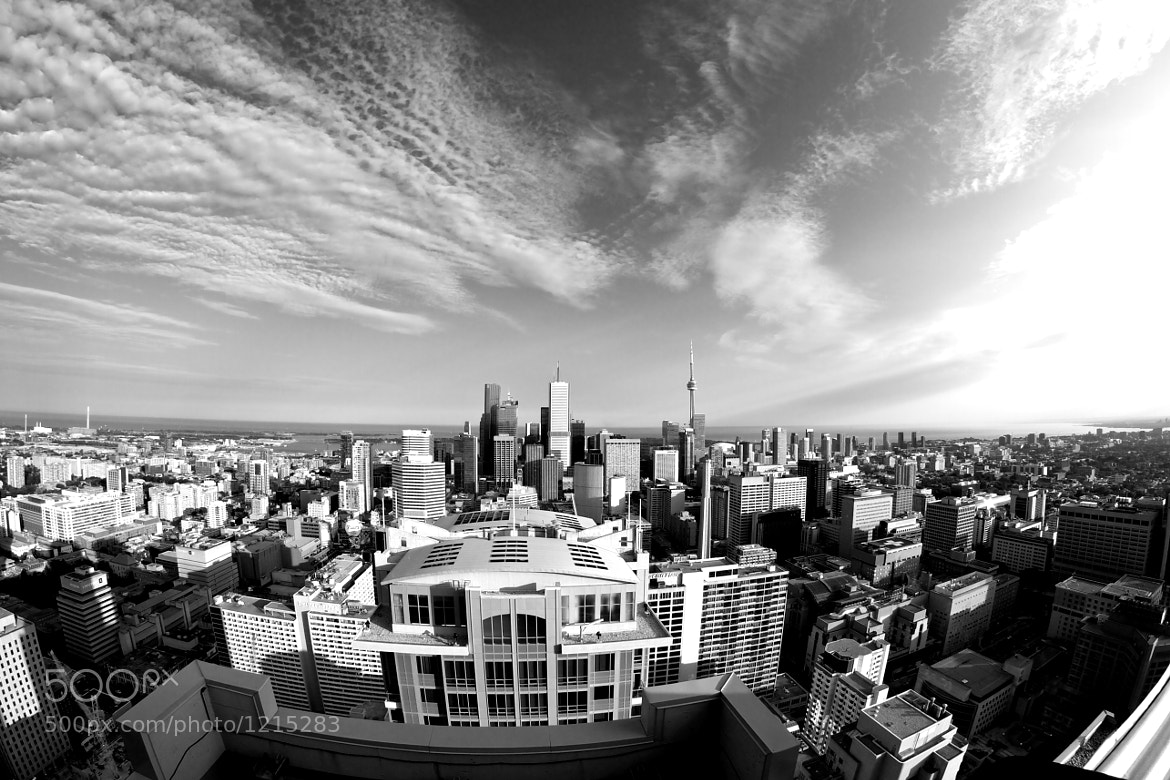 Photograph gotham noon. by cartographr  on 500px