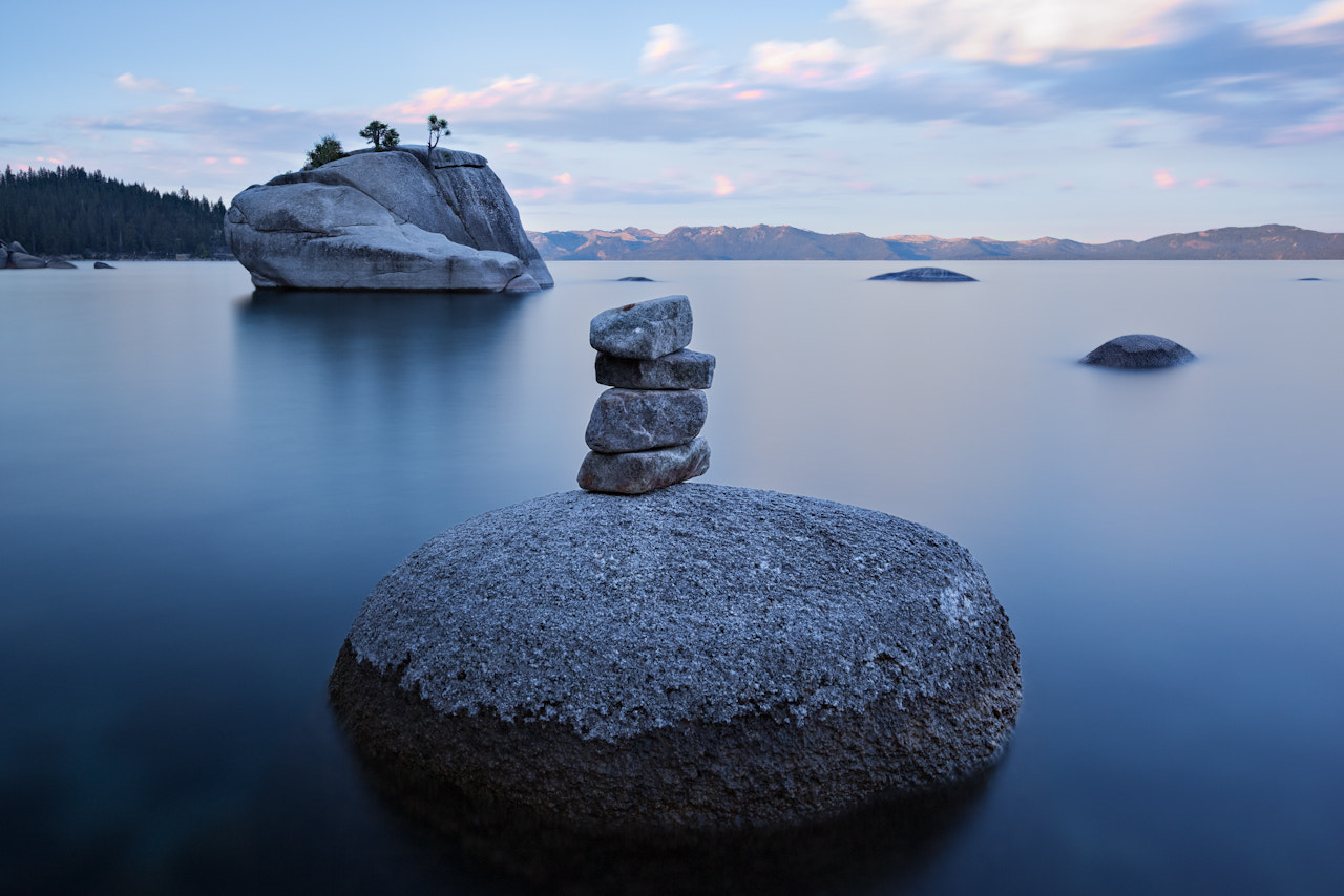 Photograph Balance, Bonsai Rock, Lake Tahoe by jared ropelato on 500px