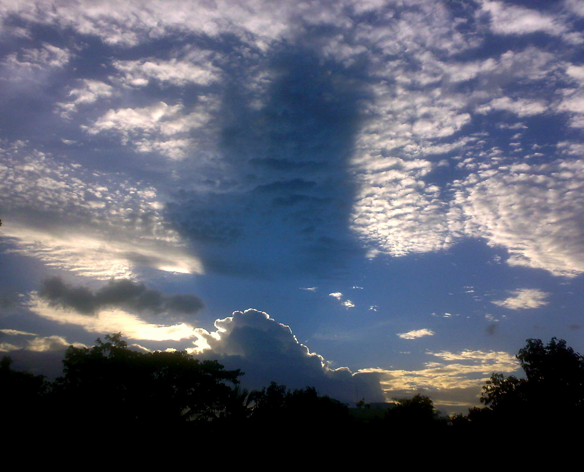 Photograph Silver Lining by Urmi Ray on 500px