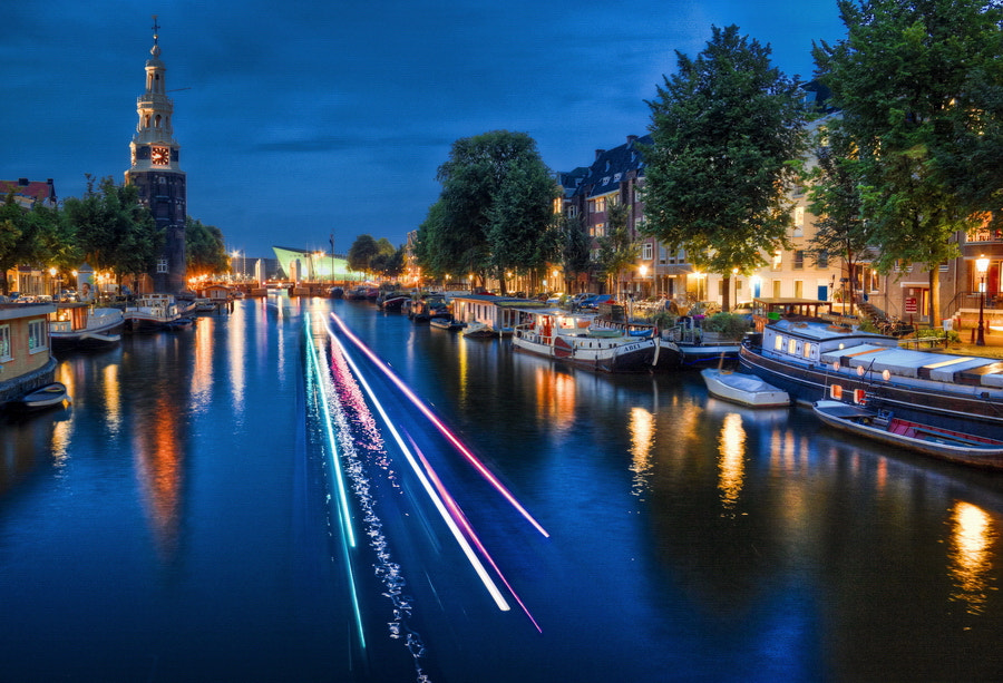 Photograph  Madly colored Amsterdam! by Max Vysota on 500px