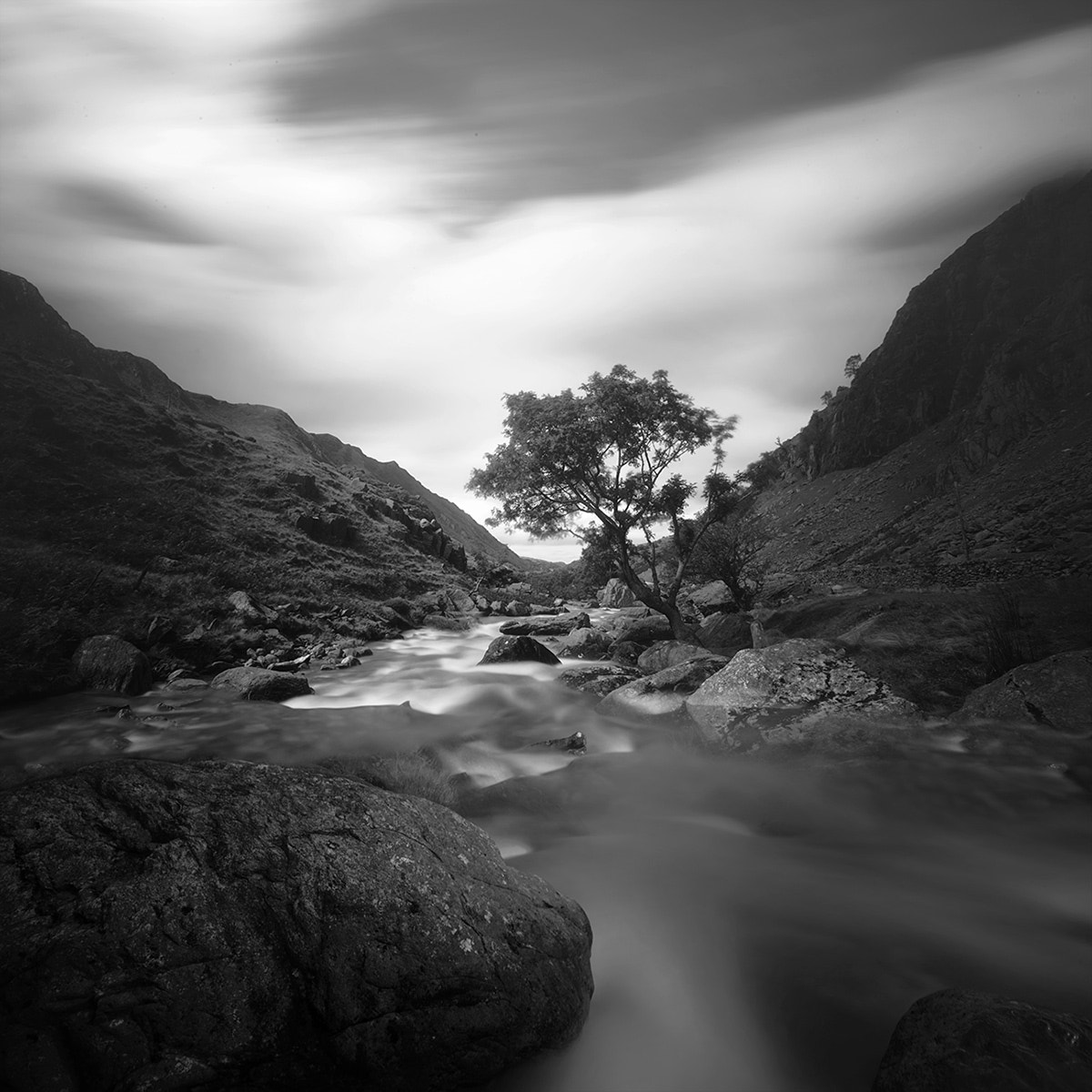 Photograph Llanberis Pass, Snowdonia by Andy Lee on 500px