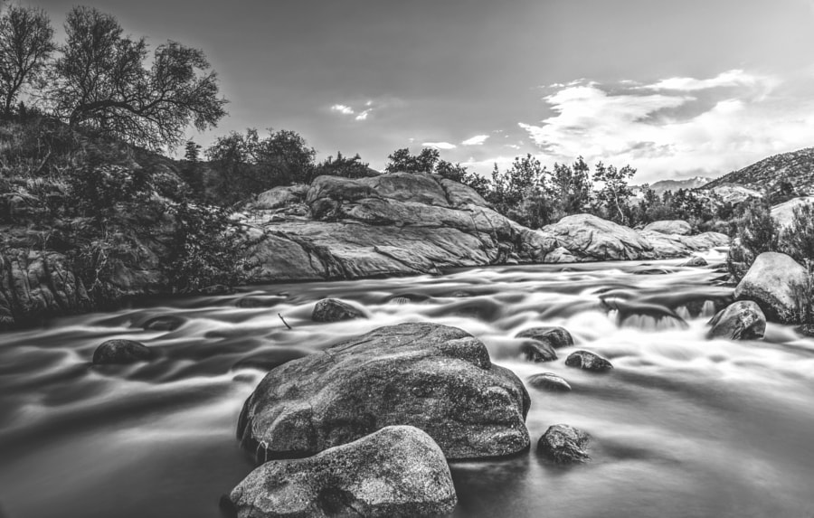 Kaweah River by Bart Rogiers on 500px.com