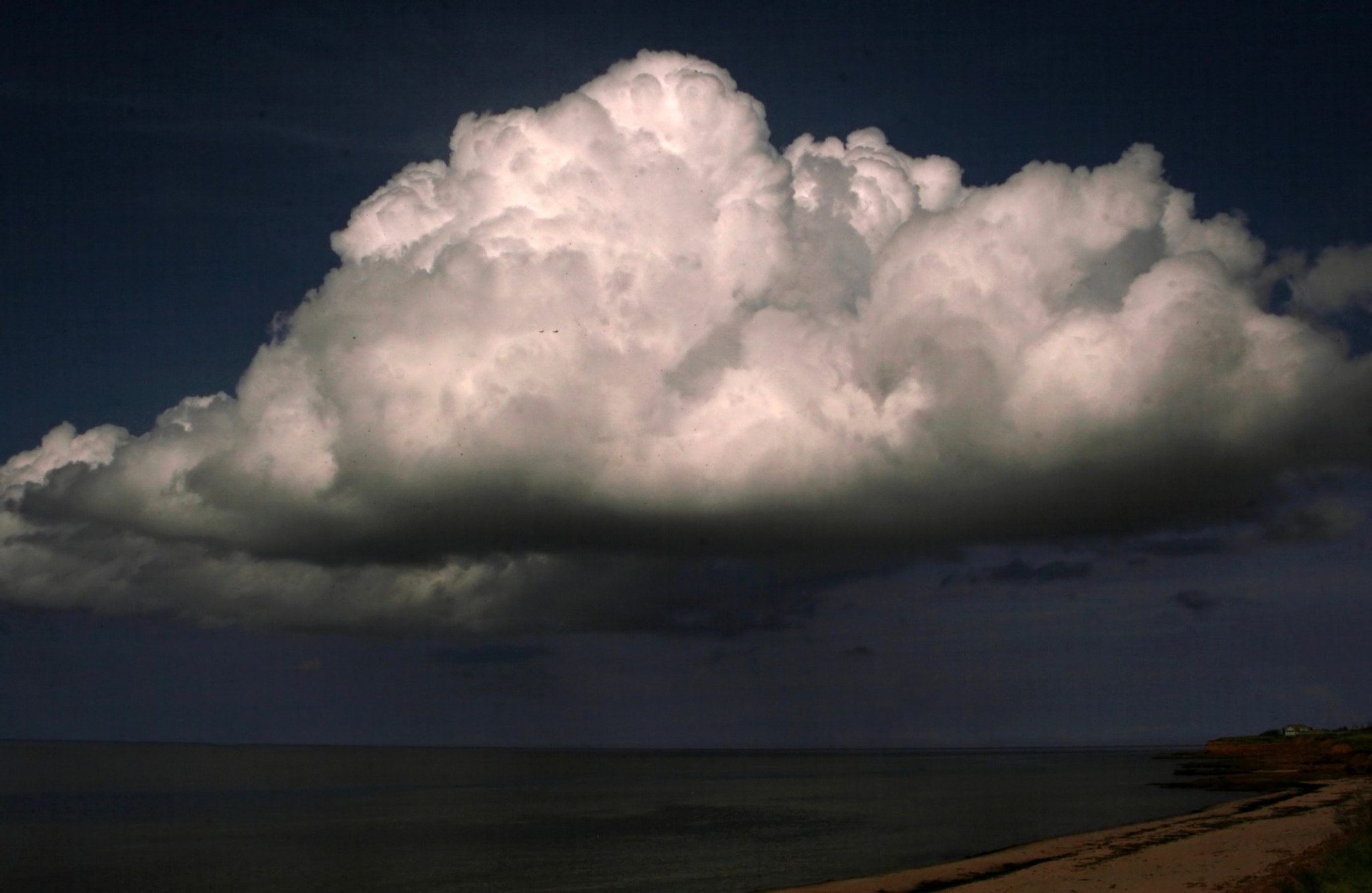 Photograph Big Awsome Cloud by Yves Grenier on 500px