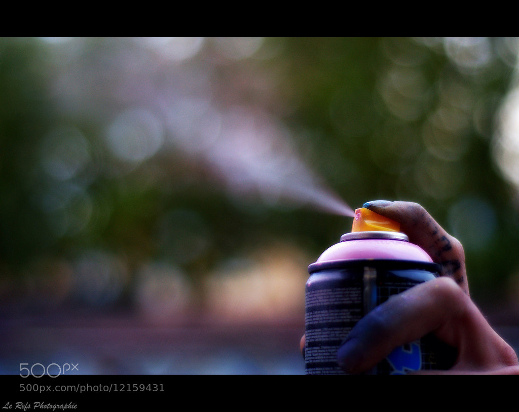 Photograph Spay bokeh * by Le Refs on 500px