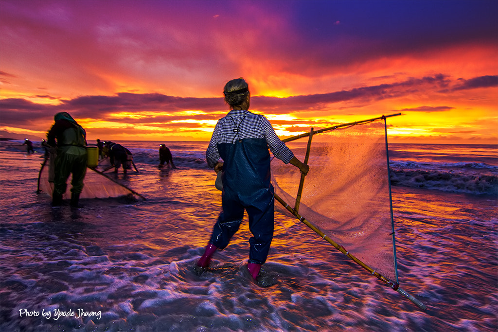 Photograph Taiwan Traditional fishing by Yaode Jhuang on 500px