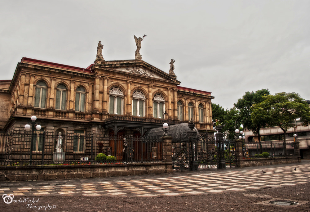 Photograph Costa Rica National Theater  by PandaWicked  on 500px
