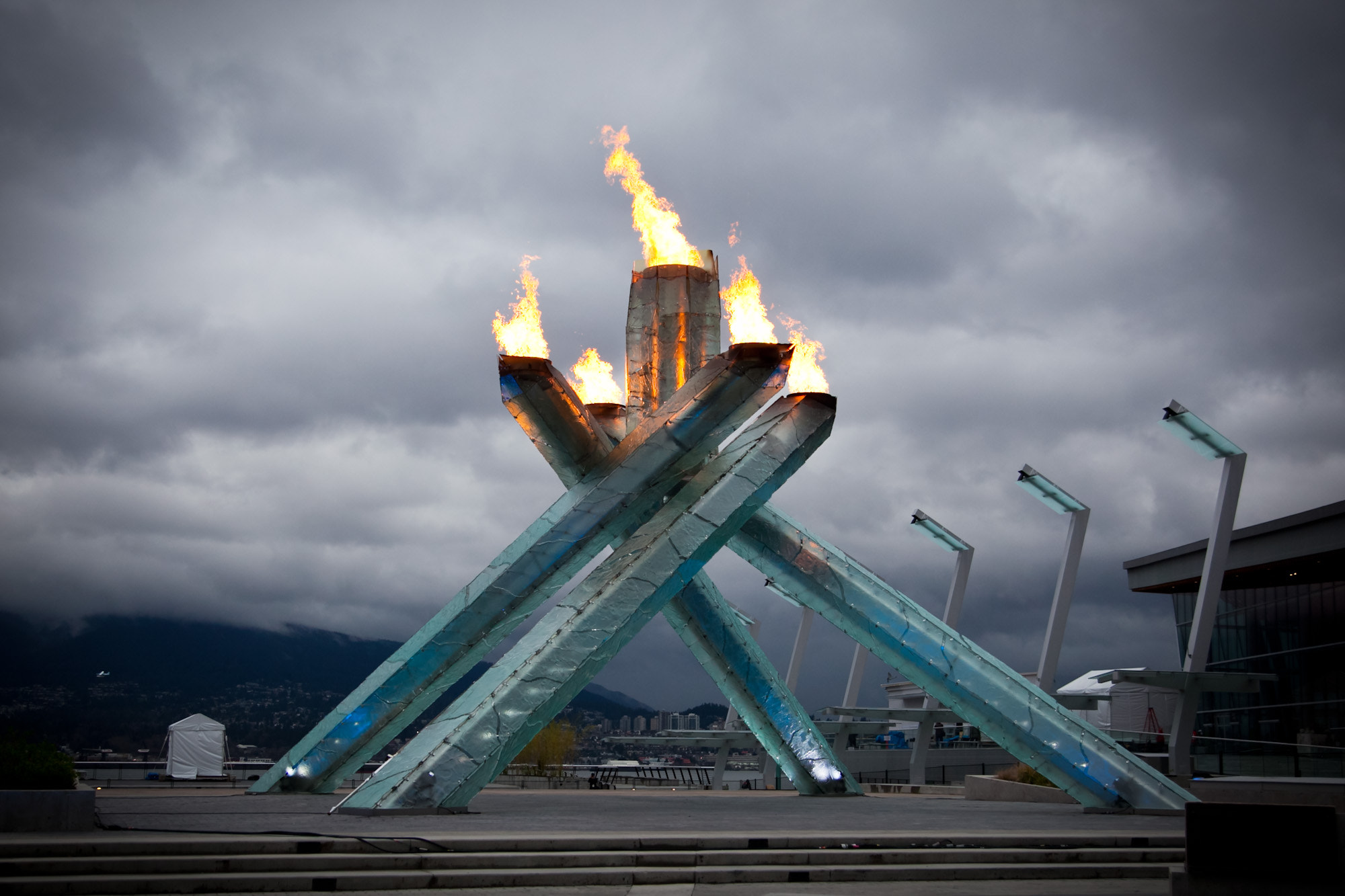 Photograph Olympic Flame by Mark Prince on 500px