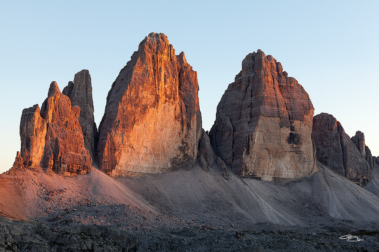 Photograph Tre Cime by Giuliano Cattani on 500px